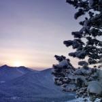Пост любви зимнему Алтаю