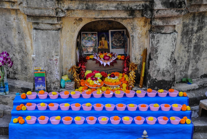 Бодхгая, Индия