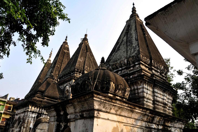храм Маа-Багга-Деви-Сарасвати, Бодхгая, Индия