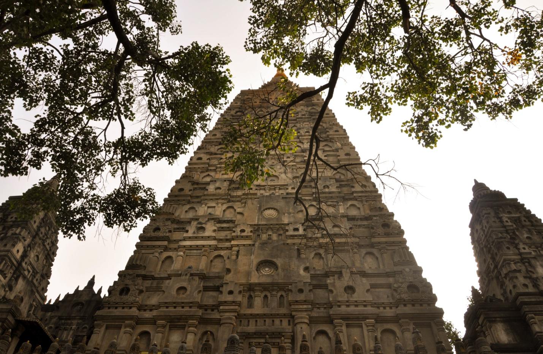 храм Махабодхи, Бодхгая, Индия