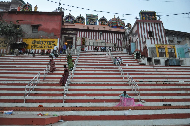 храм Кедарнатх в Варанаси, Индия