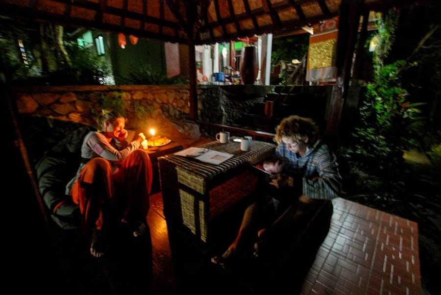 В гостях на острове Бали