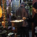 Улочками Лхасы. Монастырь Меру