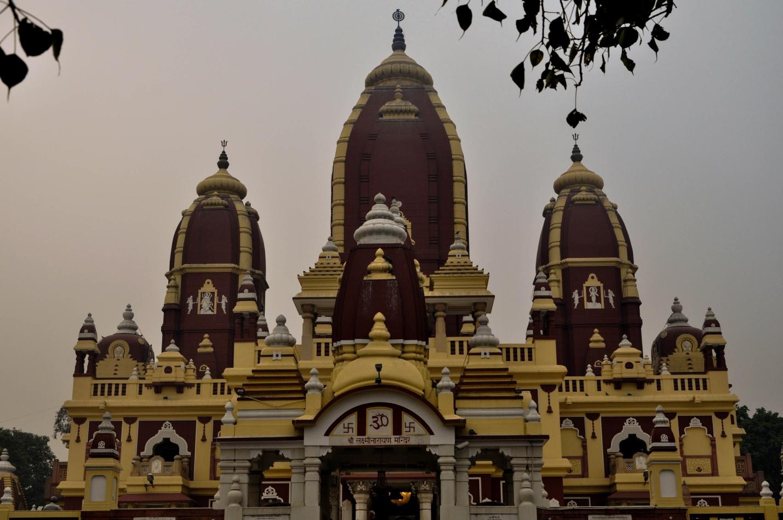 Храм Лакшми-Нараян. Дели, Индия