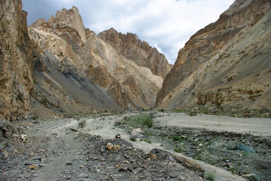 Природа в Гималаях, Индия