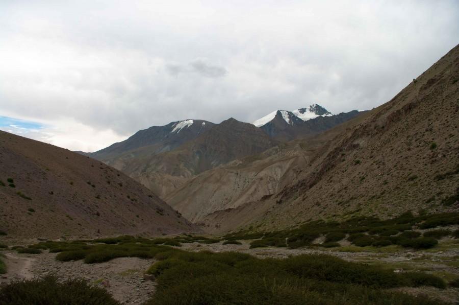 Природа и горы в Ладакхе, Гималаи