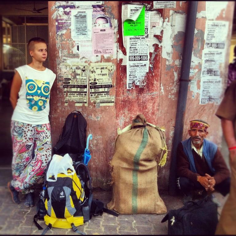 Путешественник и местный житель
