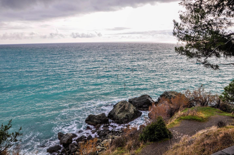 Черное море, Алупка, Крым