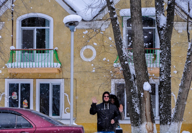 Команда ТревелБаг в Керчи. Крым