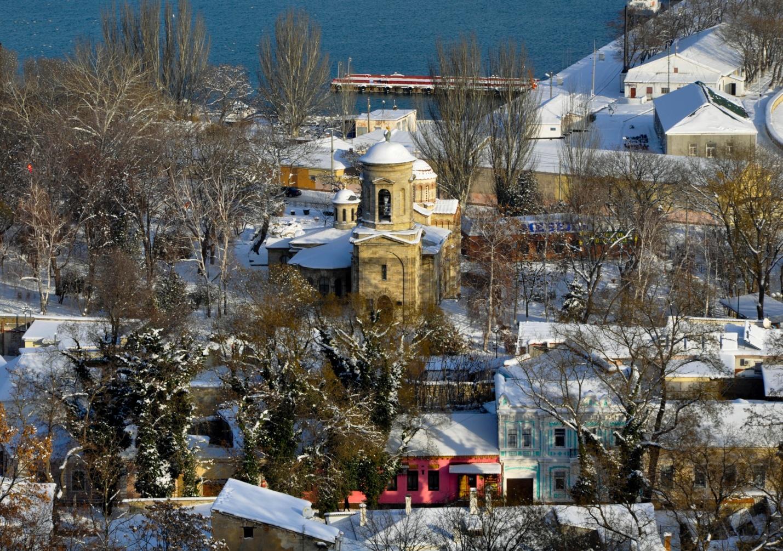 Храм Иоанна Предтечи, Керчь, Крым