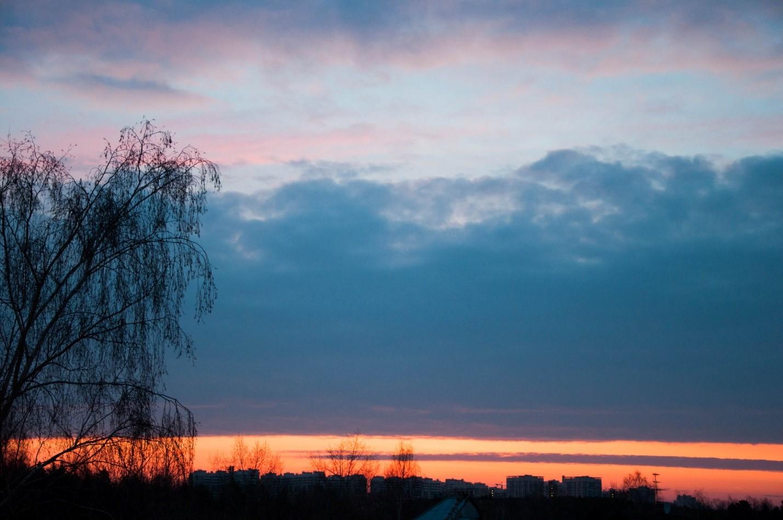 Рассвет в Подмосковье, Опалиха