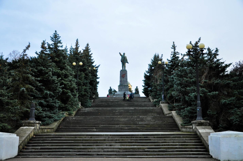 Памятник Ленину в Севастополе, Крым