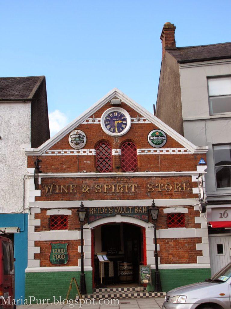 Ирландский паб в Корке
