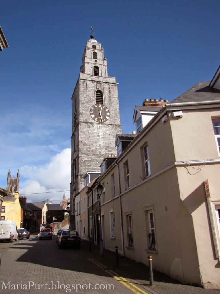 Улица в Корке, Ирландия