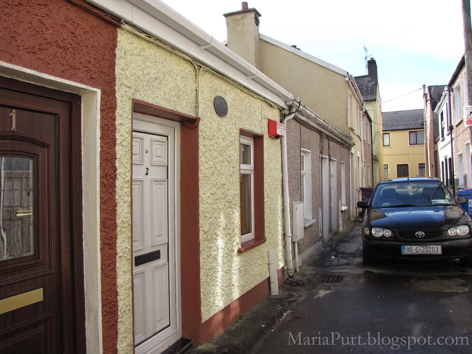 Домик первой ирландской иммигрантки в США, Корк, Ирландия