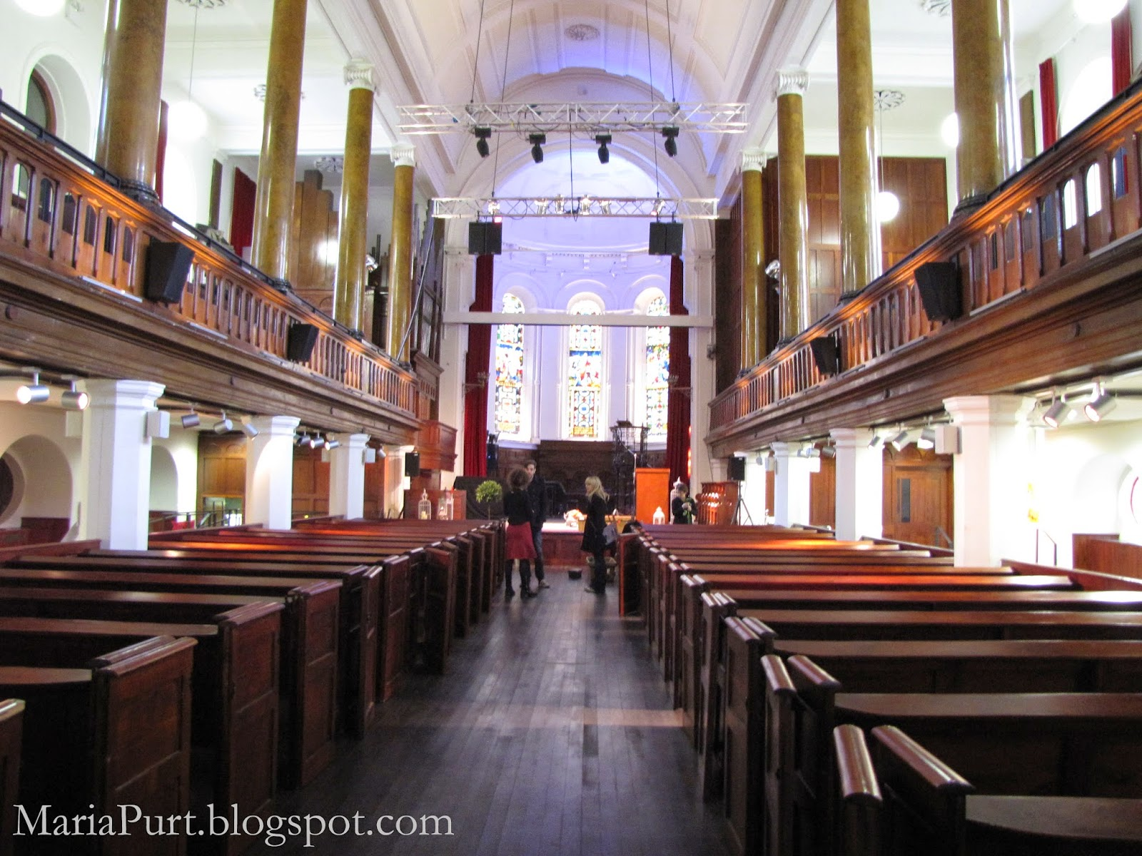 Церковь-кинотеатр, Корк, Ирландия