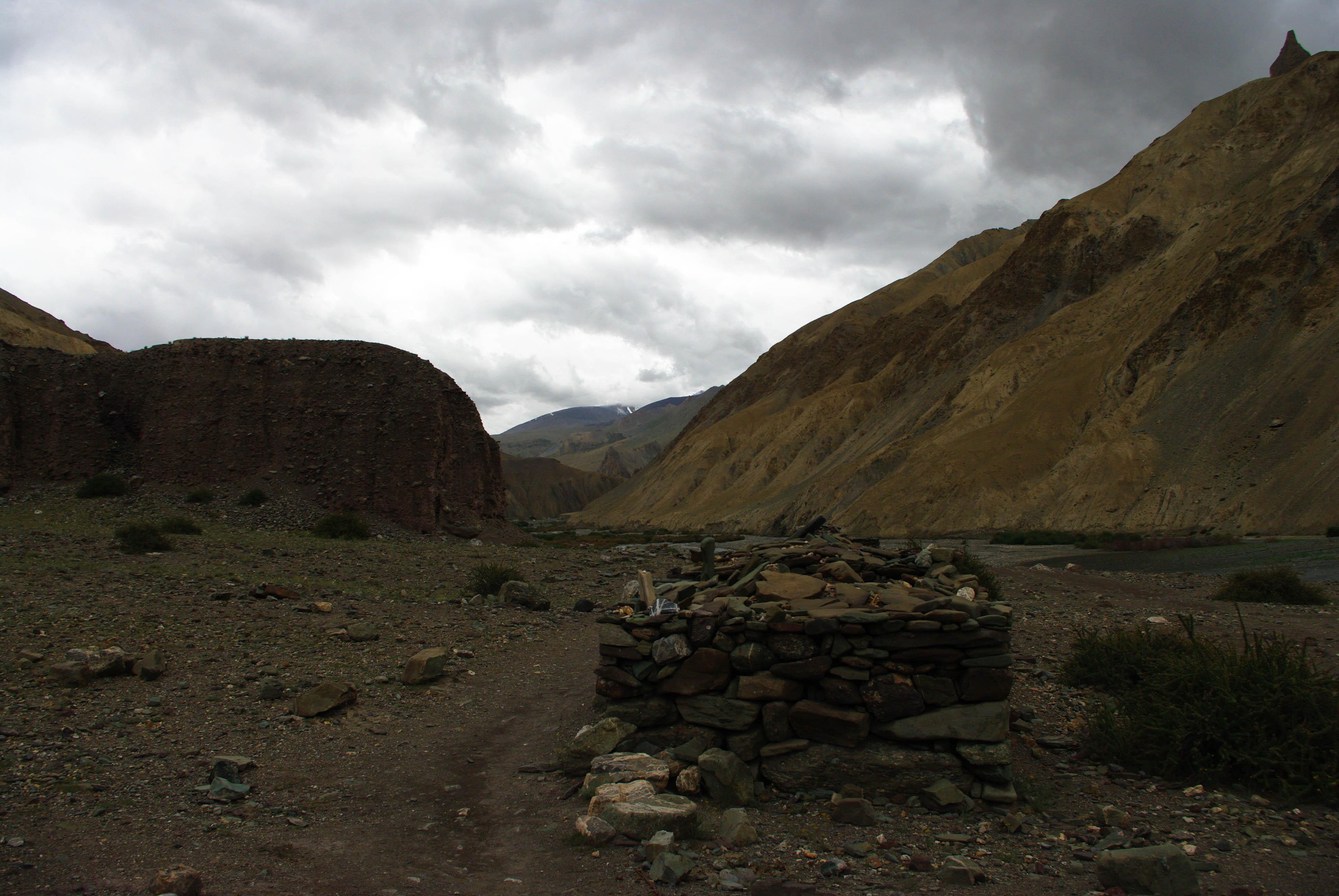 Пасмурно в Гималаях