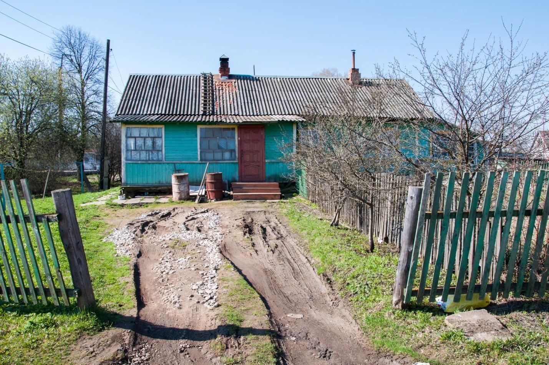 Старый дом, Волоколамск, Подмосковье