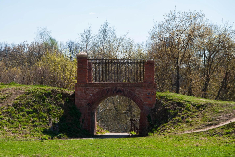 Милый арочный мостик, Волоколамск