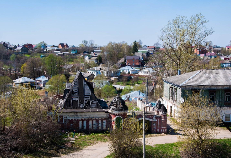 Панорама Волоколамска