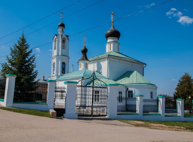 Покровская церковь, Волоколамск