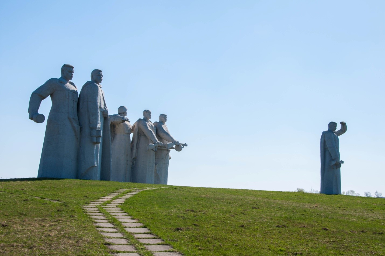 Памятник панфиловцам, Волоколамск