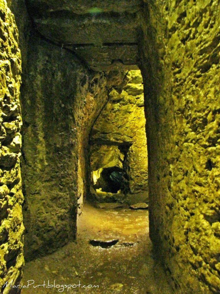Внутри замка Бларни, Ирландия