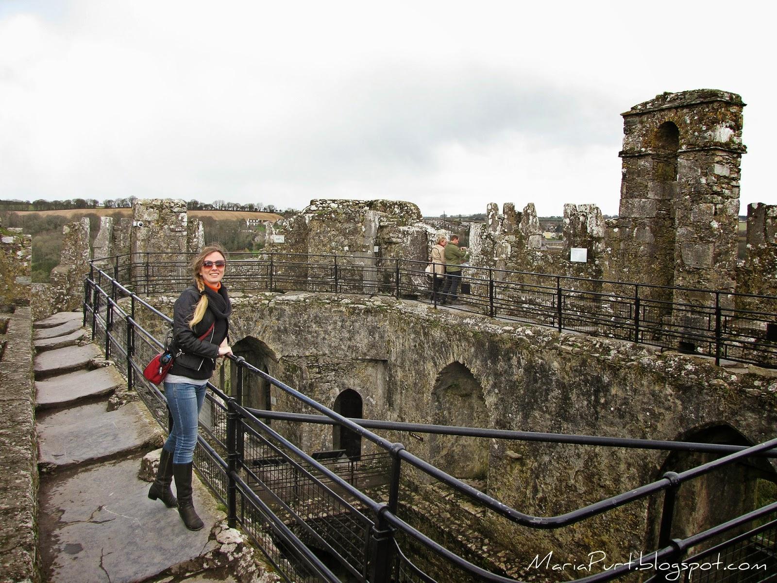 Замок Бларни, Ирландия