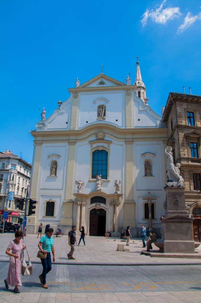 Приходская церковь в Будапеште