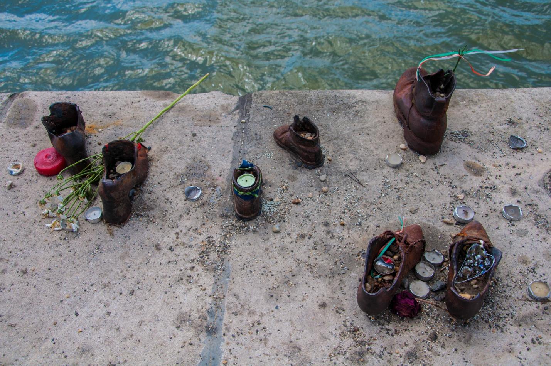 Мемориал «Туфли на набережной Дуная», Будапешт