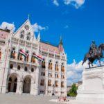 Будничным утром в Будапеште
