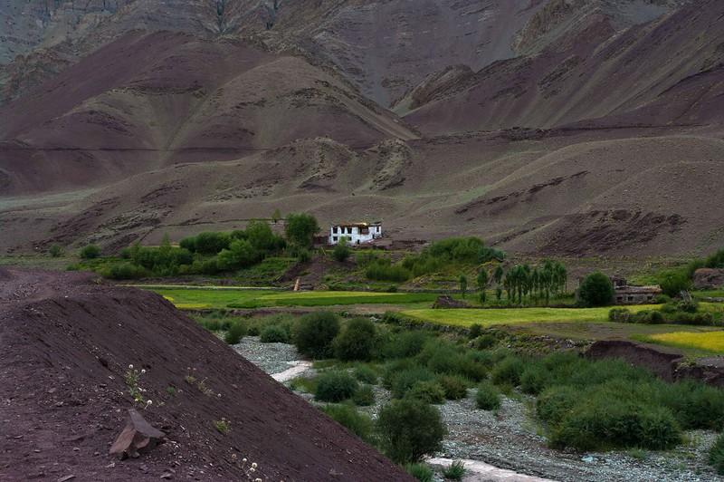 Красивый пейзаж Гималаев