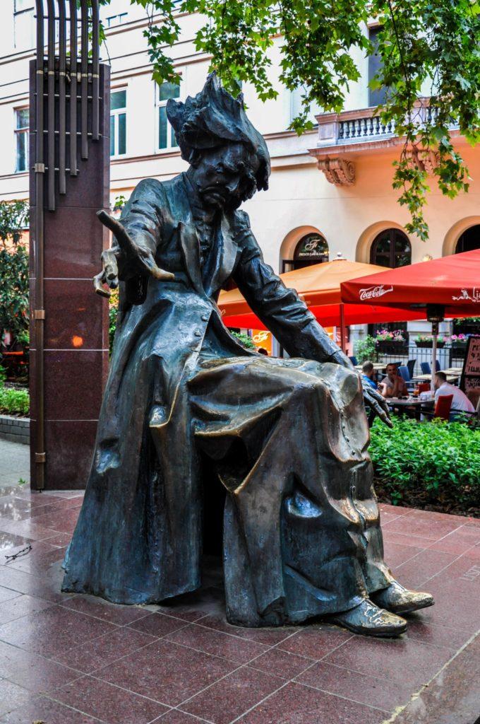 Памятник величайшему венгерскому композитору и пианисту–виртуозу Ференцу Листу, Будапешт