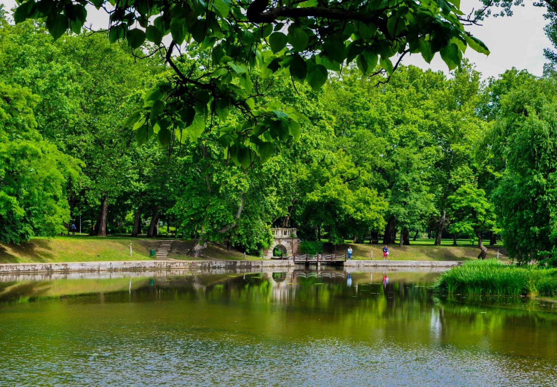 Парк Варошлигет, Будапешт, Венгрия
