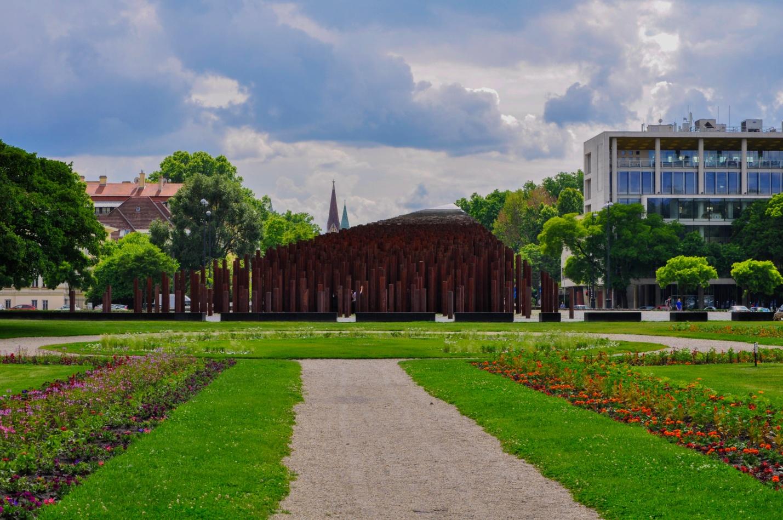 Памятник в честь венгерской революции 1956 года, Будапешт