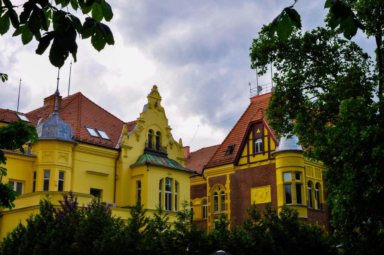 Желтый дом в Будапеште, Венгрия