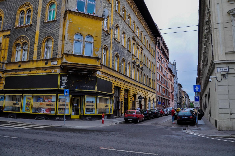 Архитектура Будапешта, Улица Будапешта