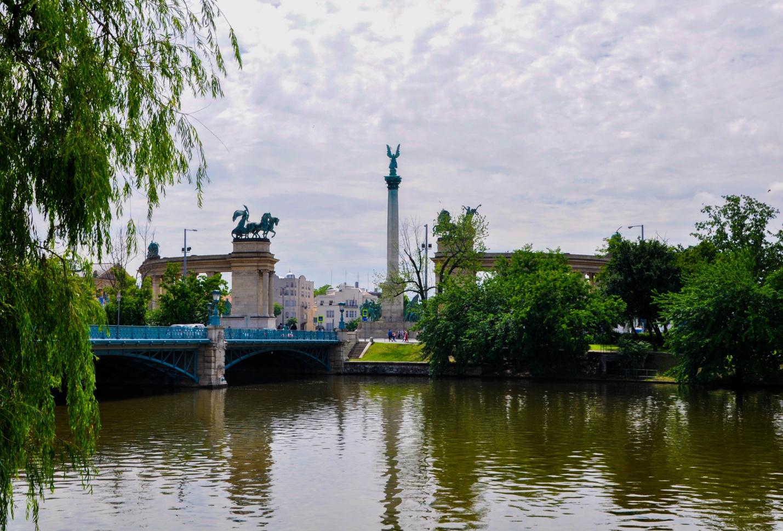 Площадь героев, Будапешт, Венгрия