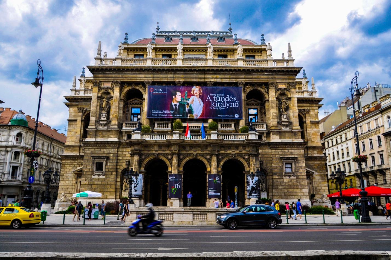 Венгерский оперный театр, Будапешт