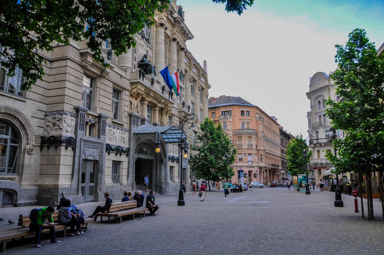Музыкальная академия Ференца Листа в Будапеште