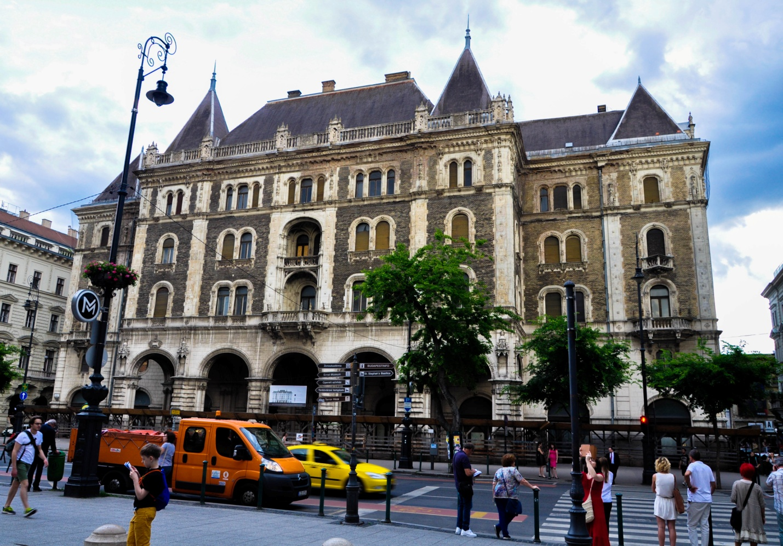 Дворец Дрехслера, Будапешт