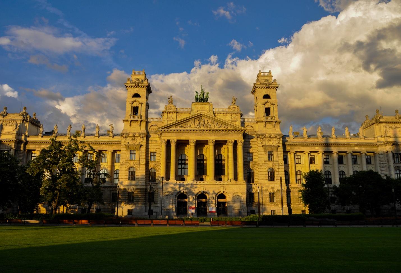 Этнографический музей Будапешта, Венгрия
