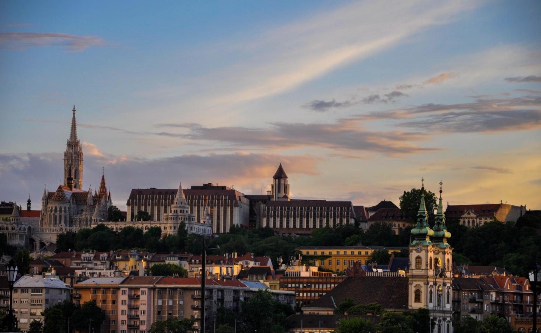 Красивая фотография Будапешта, Венгрия