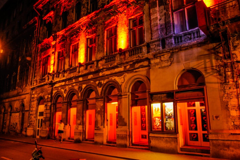 Будапешт ночью, Венгрия