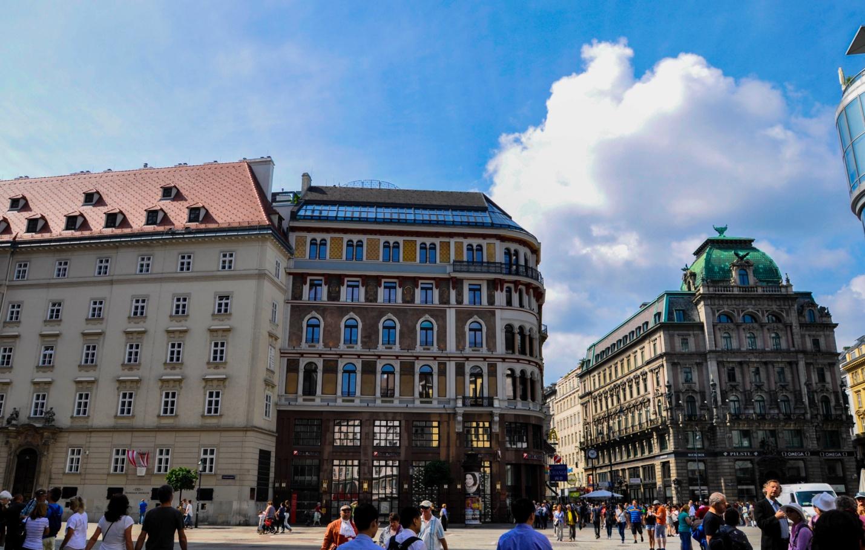 Улица Вены, Австрия