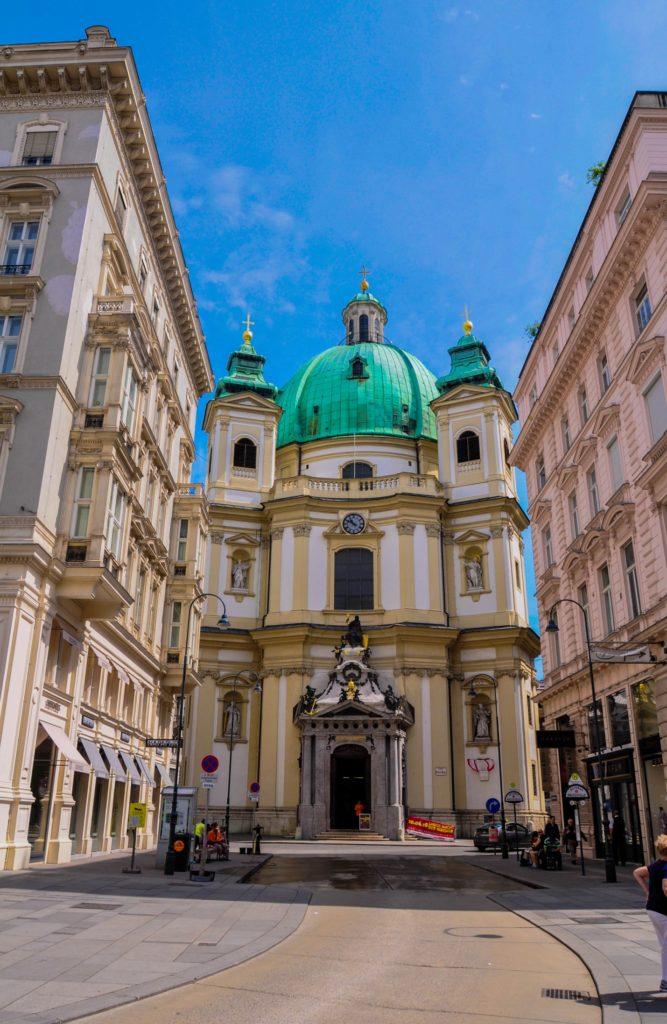 Церковь Святого Петра в Вене, Австрия