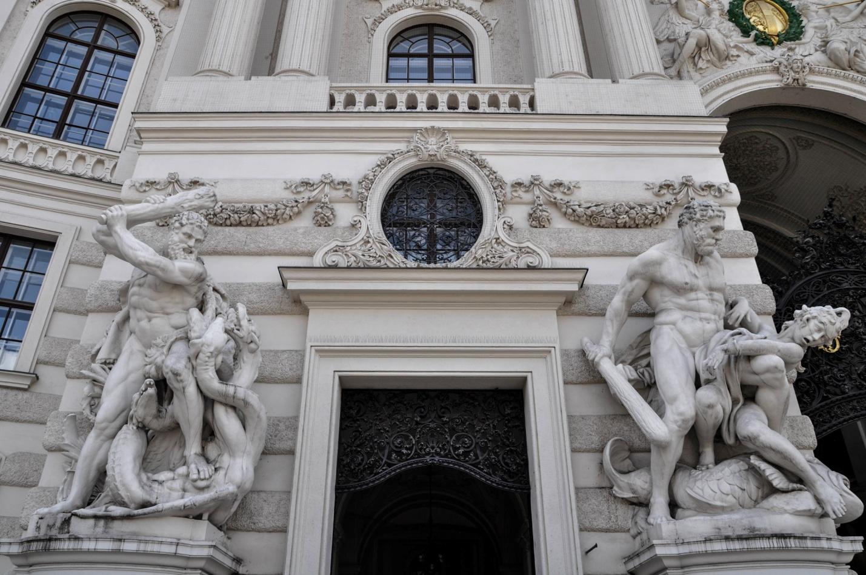 Архитектура Вены, Австрия