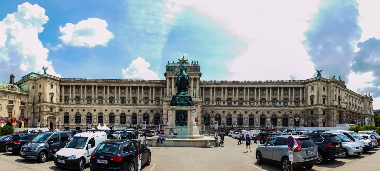 Хофбург, Вена, Австрия