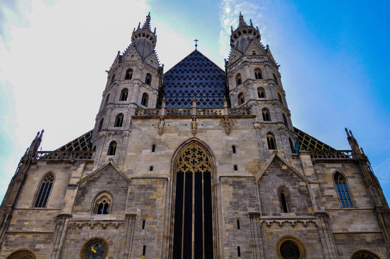 Собор Святого Стефана, Вена, Австрия