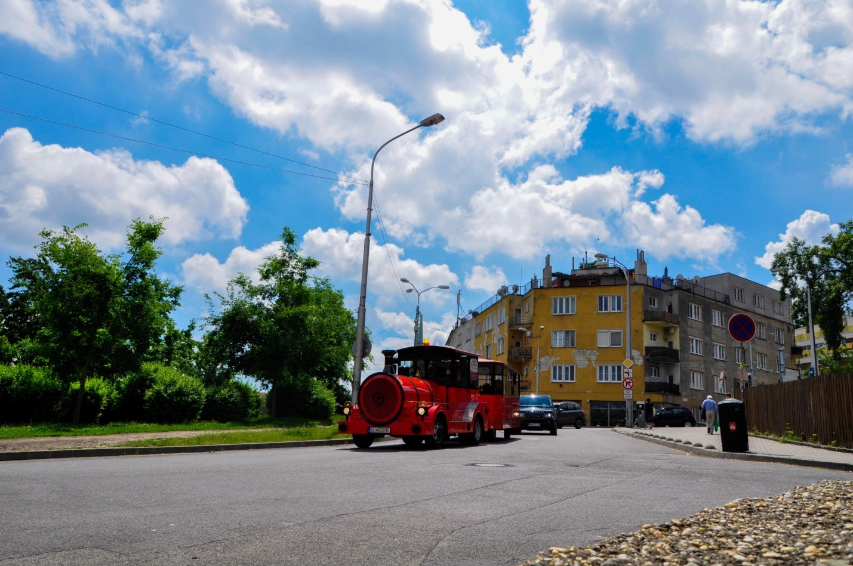 Экскурсионный паровоз в Братиславе